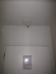 In room WiFi access point
