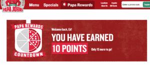 Papa Rewards